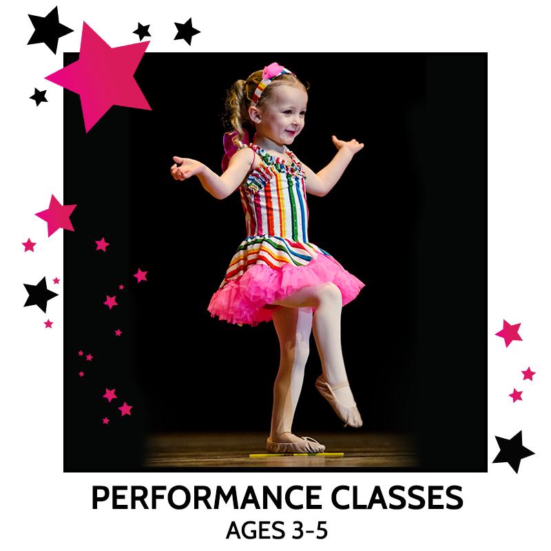PERFORMANCE TEAM, DANCE CLASSES, PRESCHOOL DANCE, DANCE LESSONS
