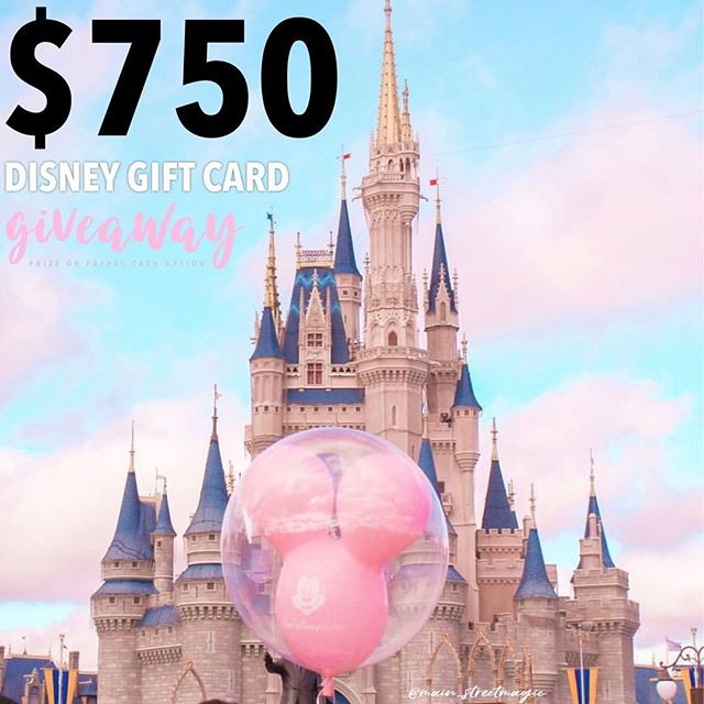Who's ready for a day at the most magical place in earth?🐭🏰🎠$750 Disney Gift card or $750 PayPal cash the choice is up to you! It just takes 30 seconds to enter!  To enter  1️⃣ Follow me @magicaltradingpost  2️⃣ Like this post ❤️ 3️⃣ Go to @gotta_have_it_giveaways and follow all directions  4️⃣ Tell us who your Disney Bestie is, TAG THEM! • • • #disneyland #disneyworld #disney #disneylife #disneyphotography #disneychannel #disneyfood #disneyinsta #disneybound #disneystore #disneystyle #disneyparks #disneymagic #disneyfan #disneylove #disneyprincesses #tokyodisneyland #disneylandparis #waltdisneyworld #waltdisney #waltdisneystudios #magickingdom #animalkingdom #hollywoodstudios #mickeymouse #mickeyears #disneyprinces #disneygram #disneyaddict