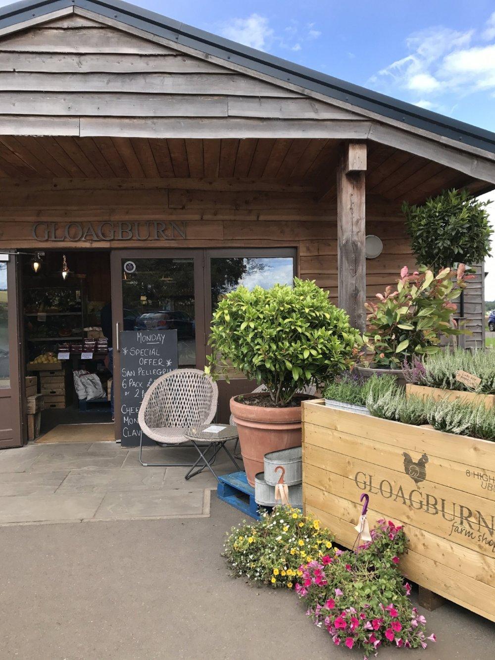 farm shops in perthshire, Scotland