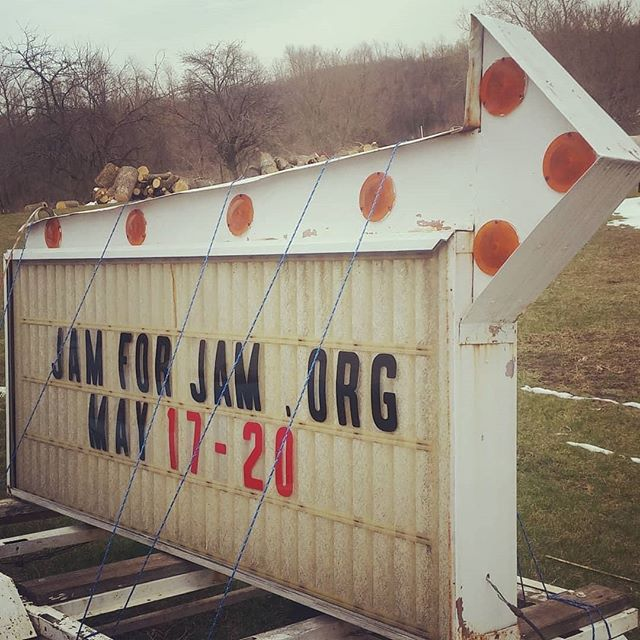 Do you have your Jam 4 Jam tix yet?