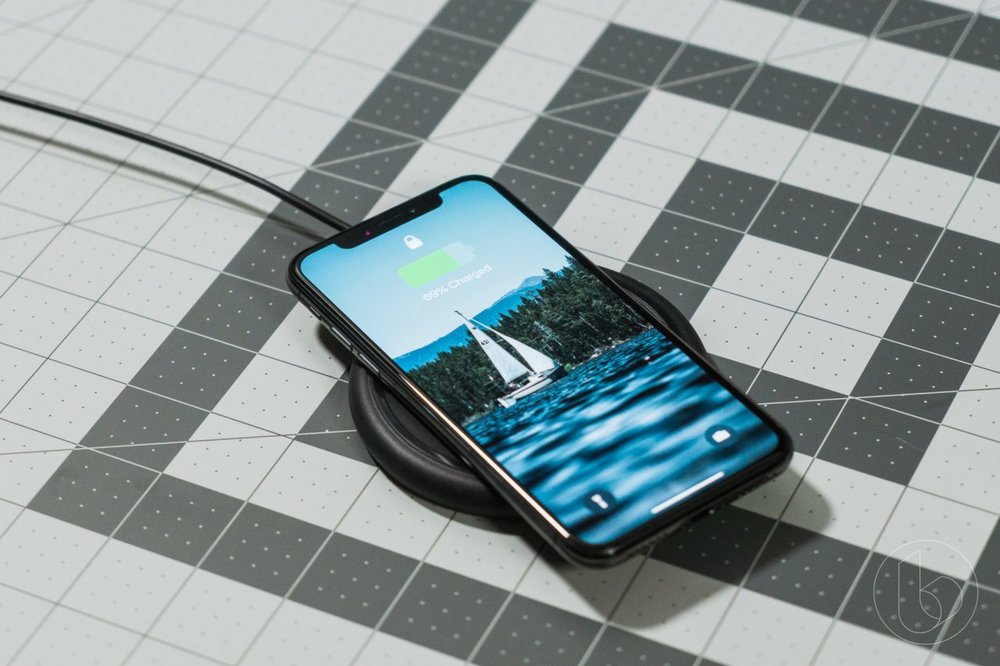 The iPhone 8 and iPhone X are, finally, wireless-charging capable
