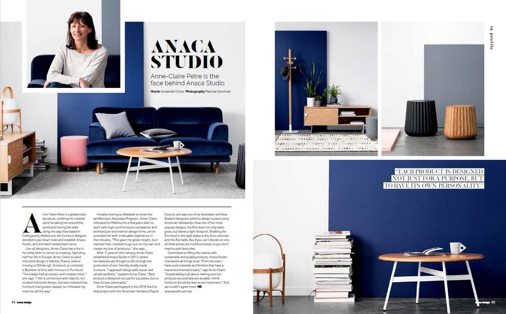 Home Design April 2017