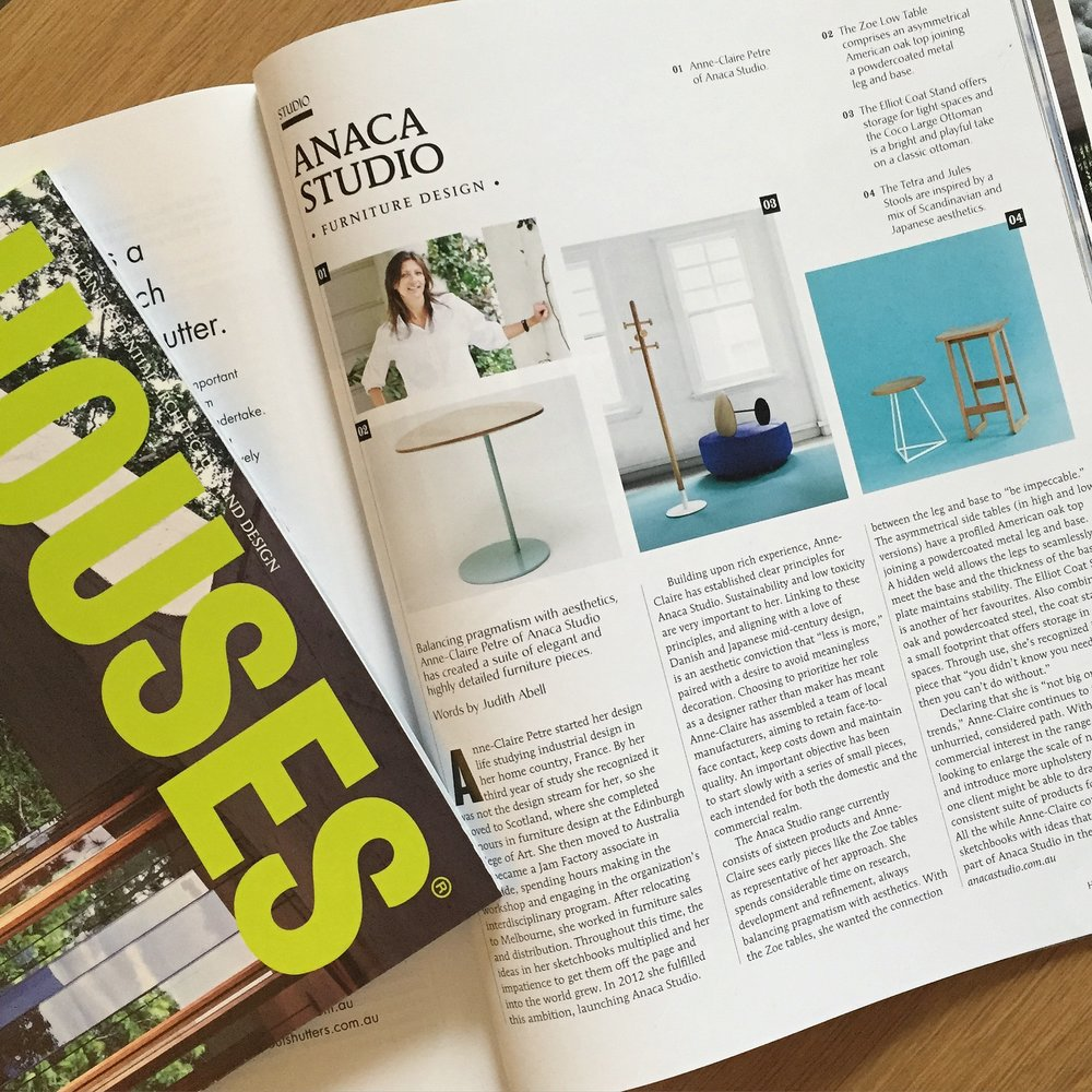 June 2015 - Houses Magazine Issue 104