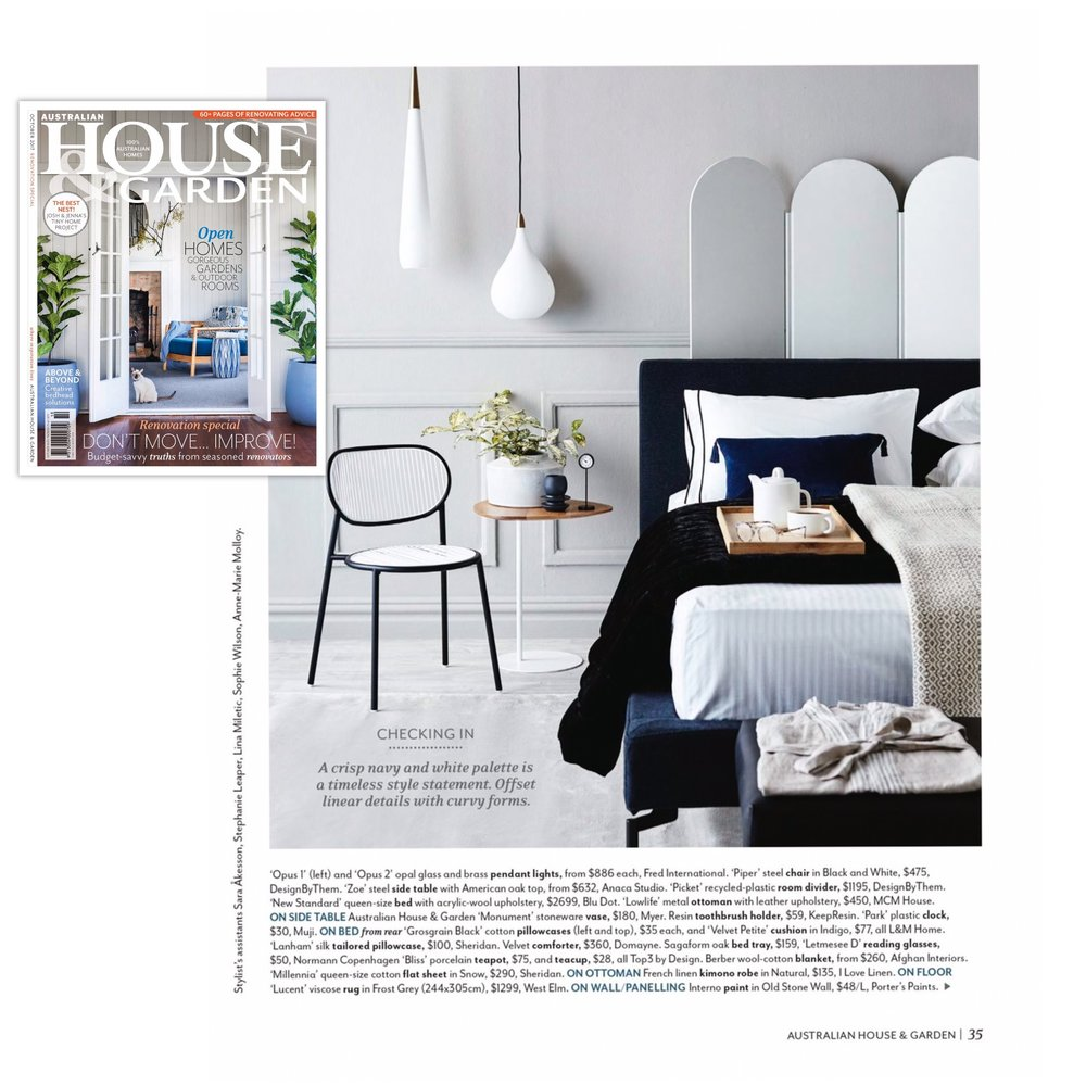 House & Garden - Oct 2017 - Zoe side table