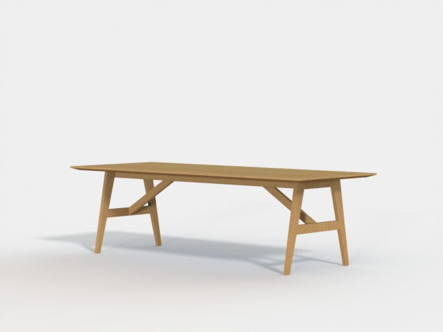 Ada Dining Table 2500x1000