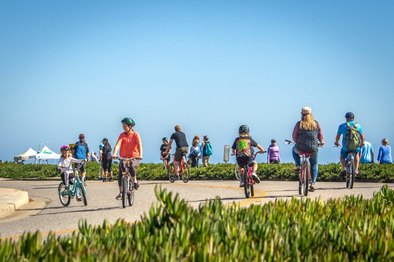 Open Streets Santa Cruz 2017 on West Cliff Drive / by Bill Bishoff