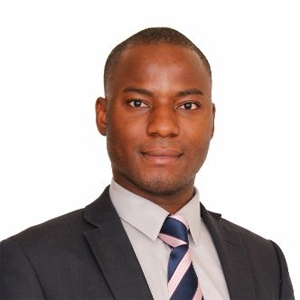 "<a href=""https://www.linkedin.com/in/wendboma""><b> Justin Wendboma Karfo </b><i class=""fa fa-linkedin-square""></i></a><br>Co-Chair, Wharton Africa Business Forum"