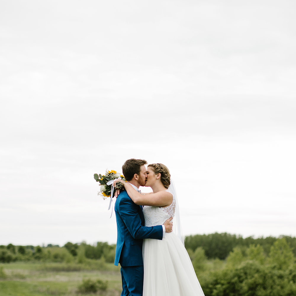 Sophia & Henry - Dellwood Barn Wedding