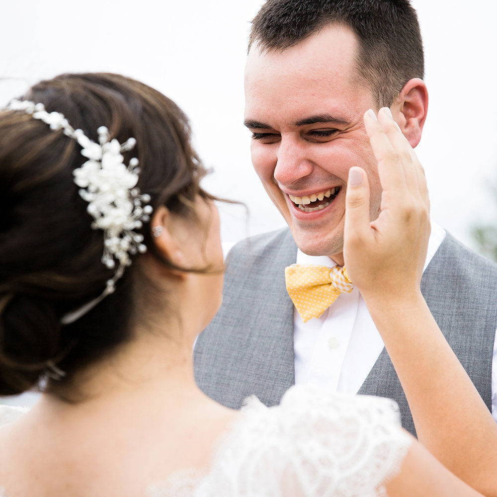 Laurel & Robert - Enger Park, Duluth Wedding