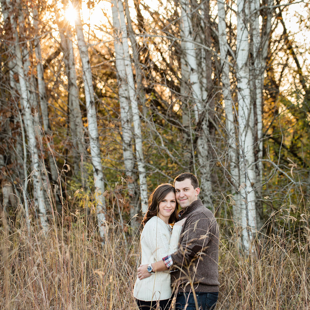 Anne & Nick - Engagement session