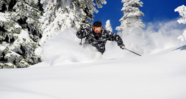 Ski Tours, Okanagan Champagne Powder