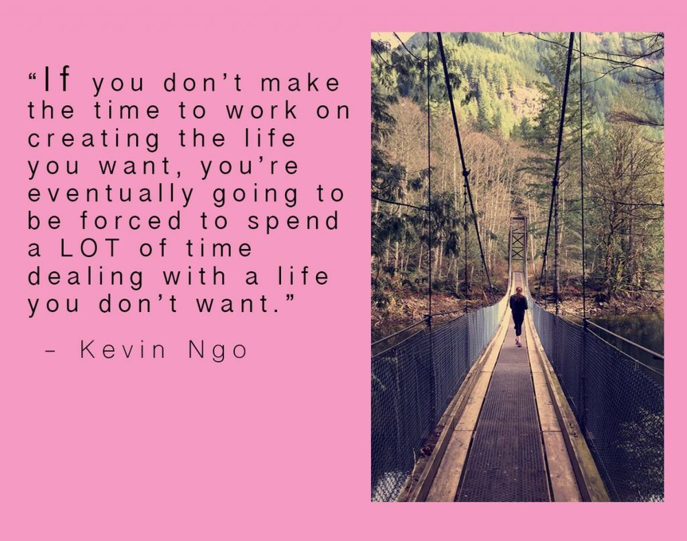 Quote from Kevin Ngo