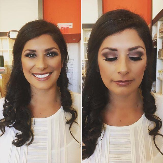 Seriously? Stunning!!! #tdbrocksbeauty  #makeupbybaileyp  #hairbyesmeralda  #tahoewedding
