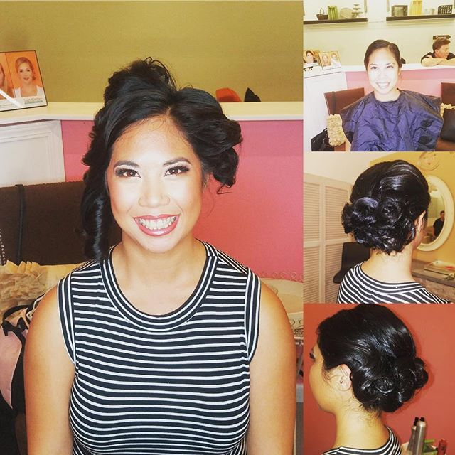 It's where magic happens...The Decorated Bride! #tdbrocksbeauty #laketahoerenoweddings #hairbytish@tdb #makeupbyshannon@tdb
