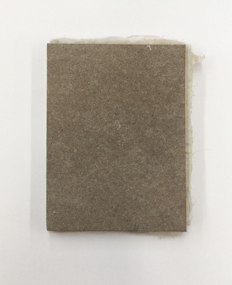 Bound Book, 2017