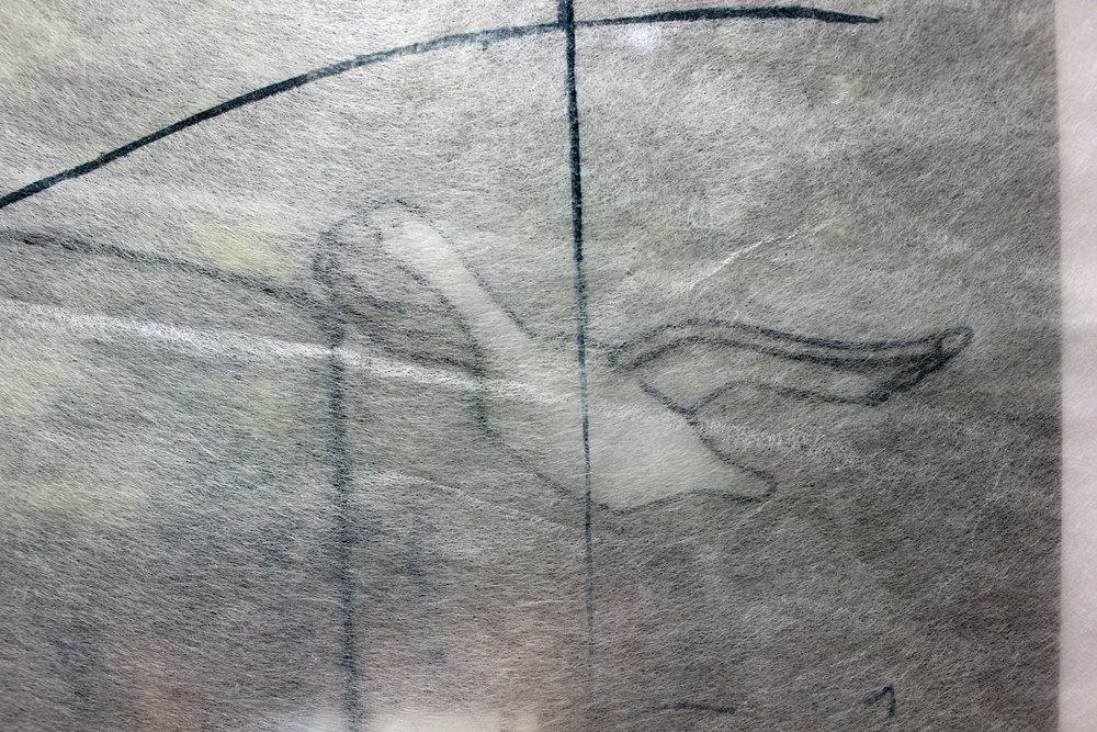 Yard 2, 2018- Detail