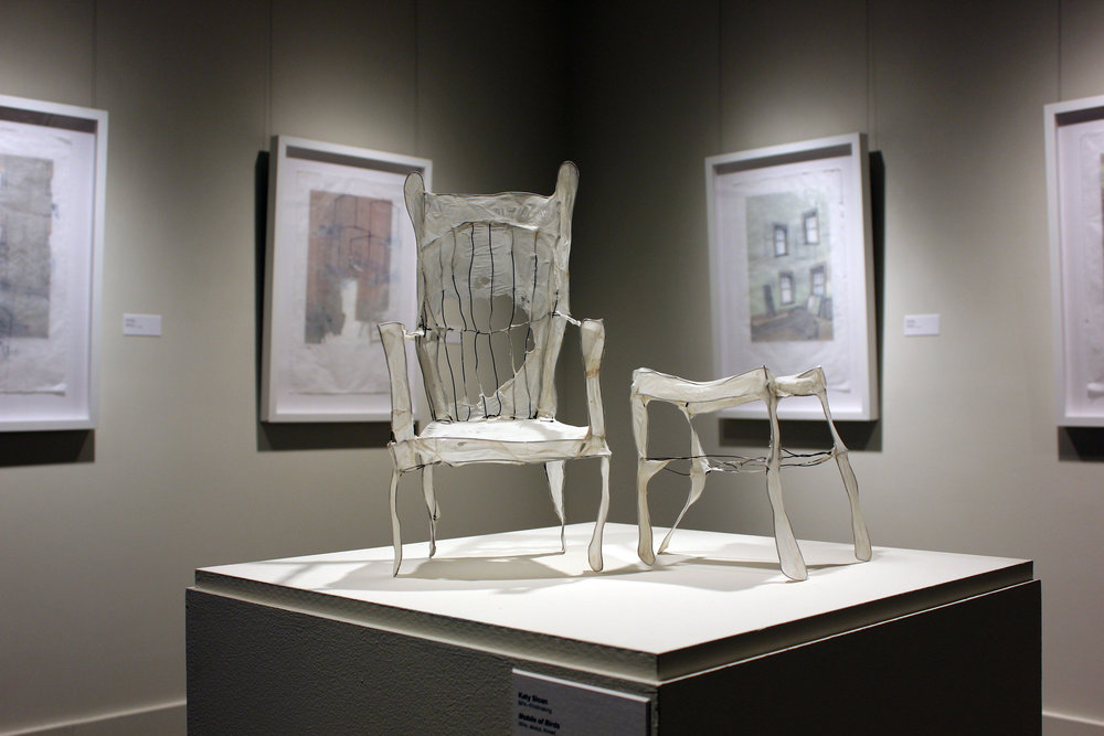 Chair and Table, 2018