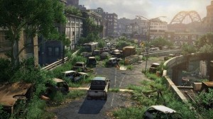 Escena del videojuego The Last of Us, ambientado en un escenario post-apocalíptico después de una invasión zombi causada por el hongo Cordyceps. En el mundo real este organismo es responsable de manipular el comportamiento de algunas hormigas. Imagen tomada de areajugones.es