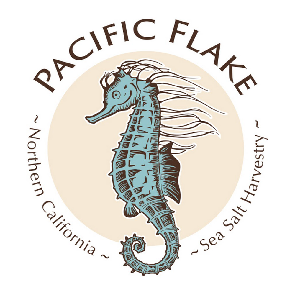 Pacific Flake logo