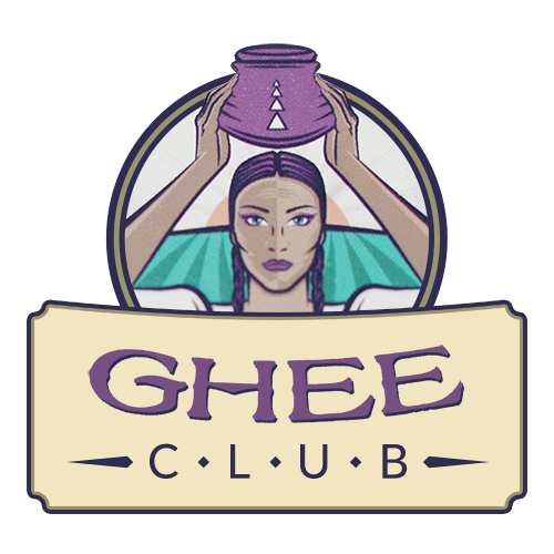 Ghee Club logo