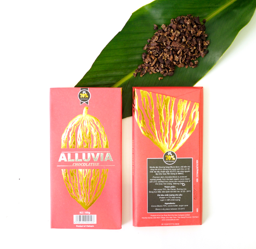 Alluvia Chocolate Siagon
