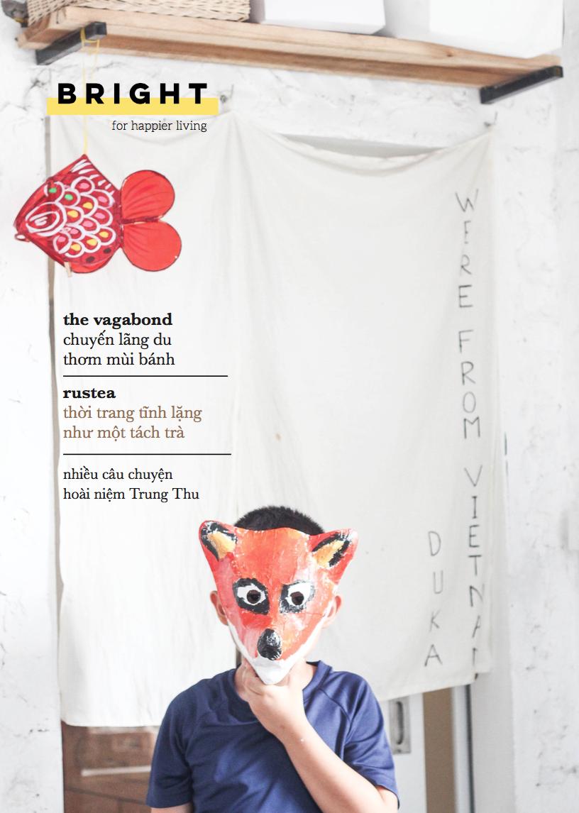 Bright Magazine Tháng 9: Tết Trung Thu Memories