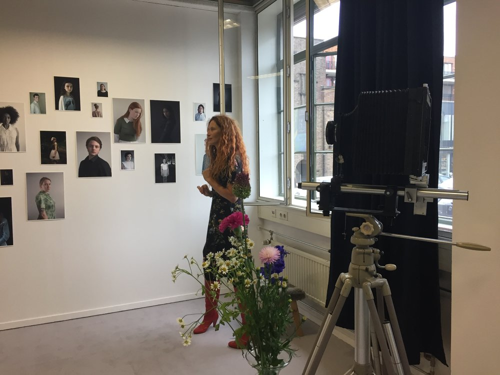 Me and my work