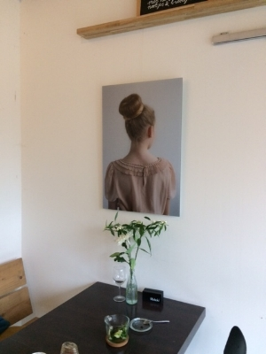 Photo in cafe Stekker
