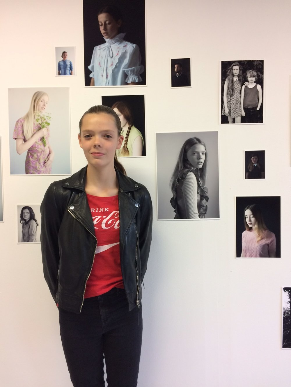 Femke at art@transformatie