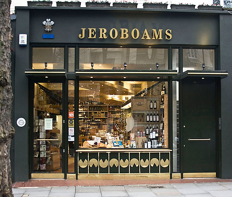 Jeroboams, 96 Holland Park Avenue, London W11