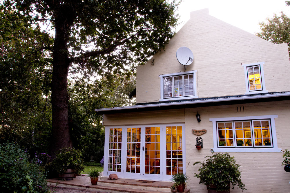 Noordhoek accommodation bed and breakfast self catering