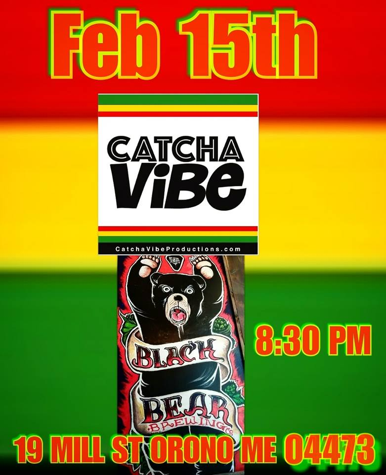 Catcha Vibe in Orono, Maine - Dancing required