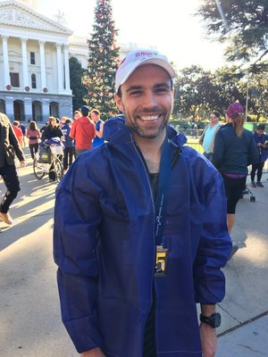 California International Marathon Runner Vitamin