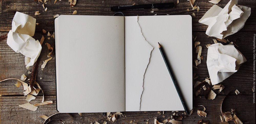 Creativity can be a double-edged sword. Sometimes the creative mind undermines itself.