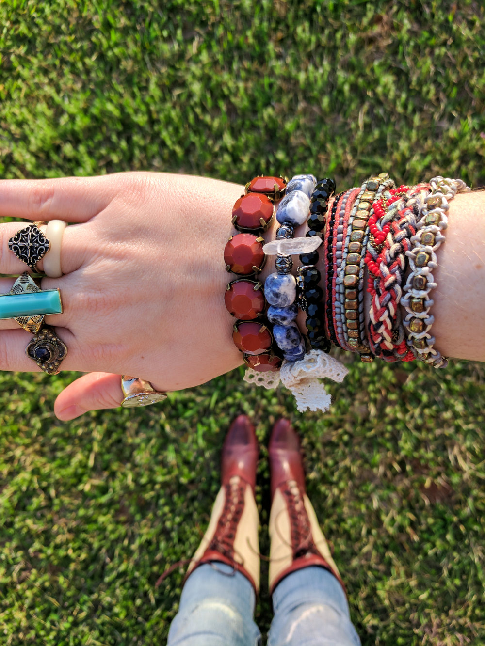 Becoming Bohemian reviews boho bracelets from Aura Stone Designs (6).jpg