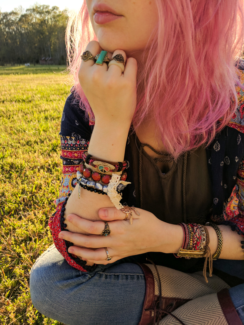 Becoming Bohemian reviews boho bracelets from Aura Stone Designs (8).jpg