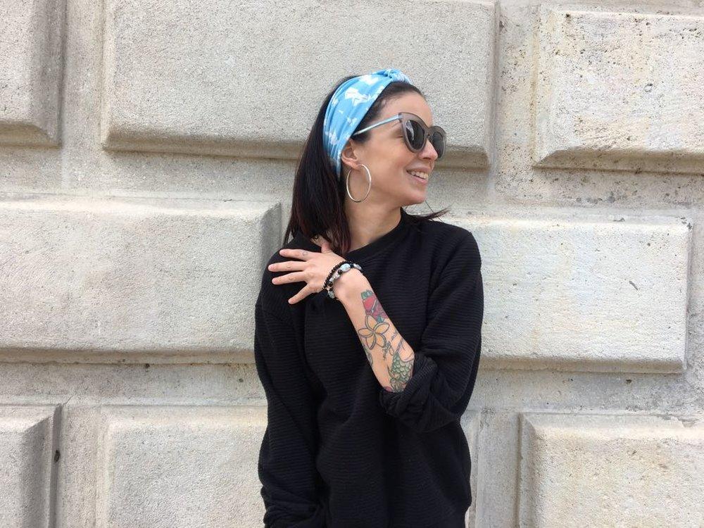 La Vida De RoseBelle blog - wearing Aura Stone Boho Bracelets (2).jpg