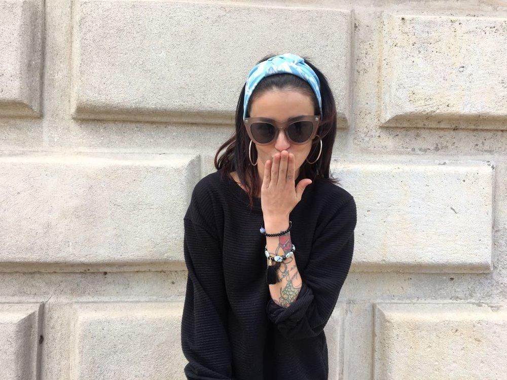 La Vida De RoseBelle blog - wearing Aura Stone Boho Bracelets (3).jpg