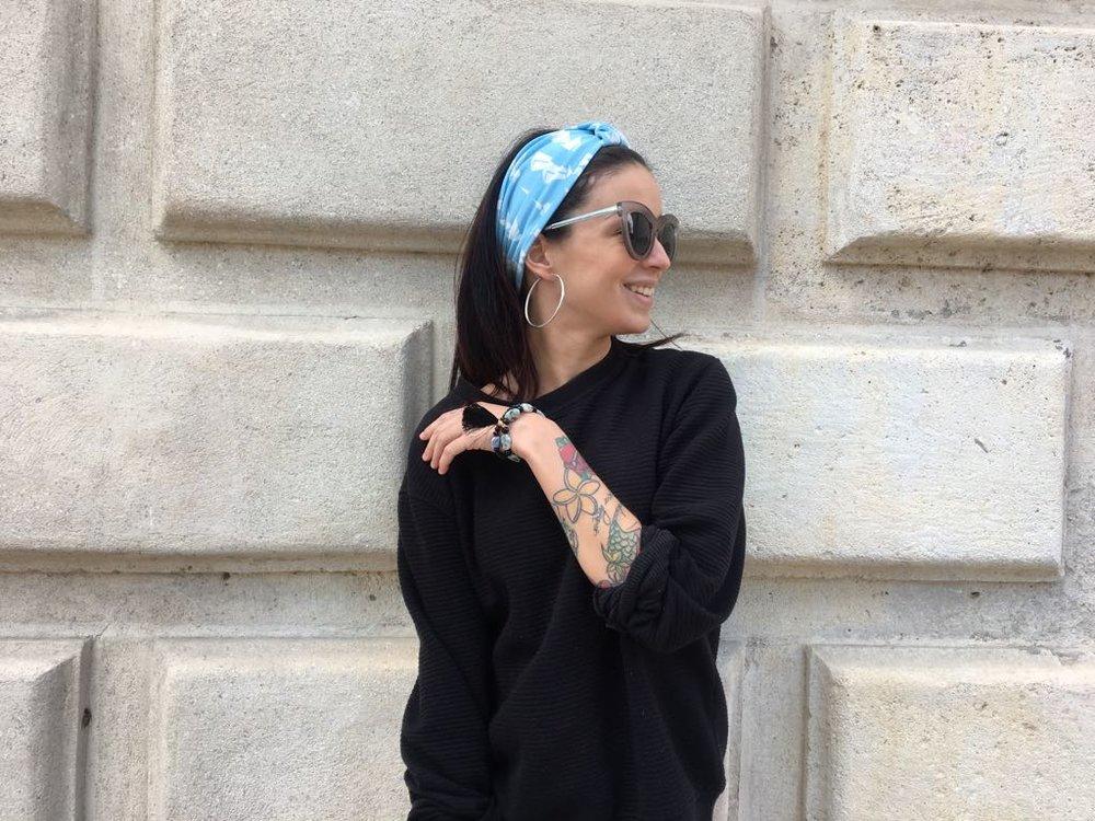 La Vida De RoseBelle blog - wearing Aura Stone Boho Bracelets (1).jpg