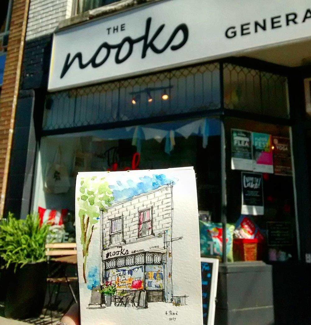 The Nooks