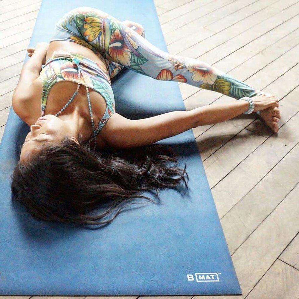 Yoga inspiration from Toronto yogi Su