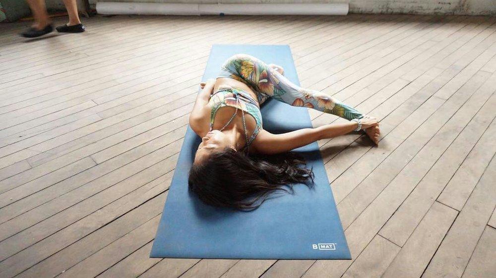 Toronto yoga inspiration from Su