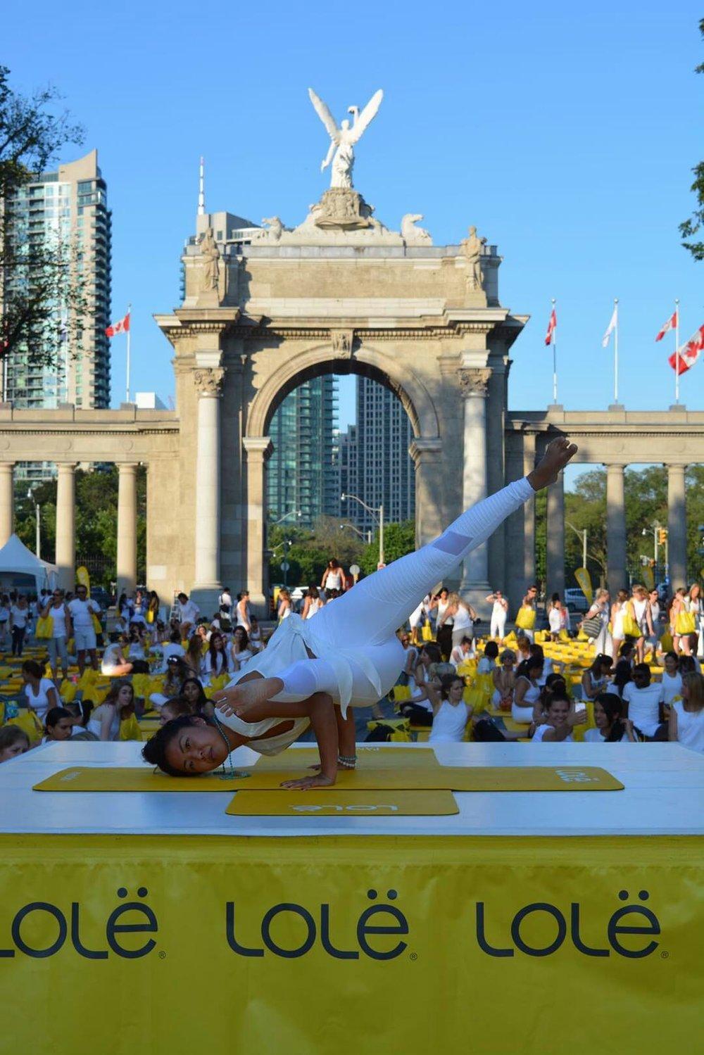 Yoga inspiration from Su