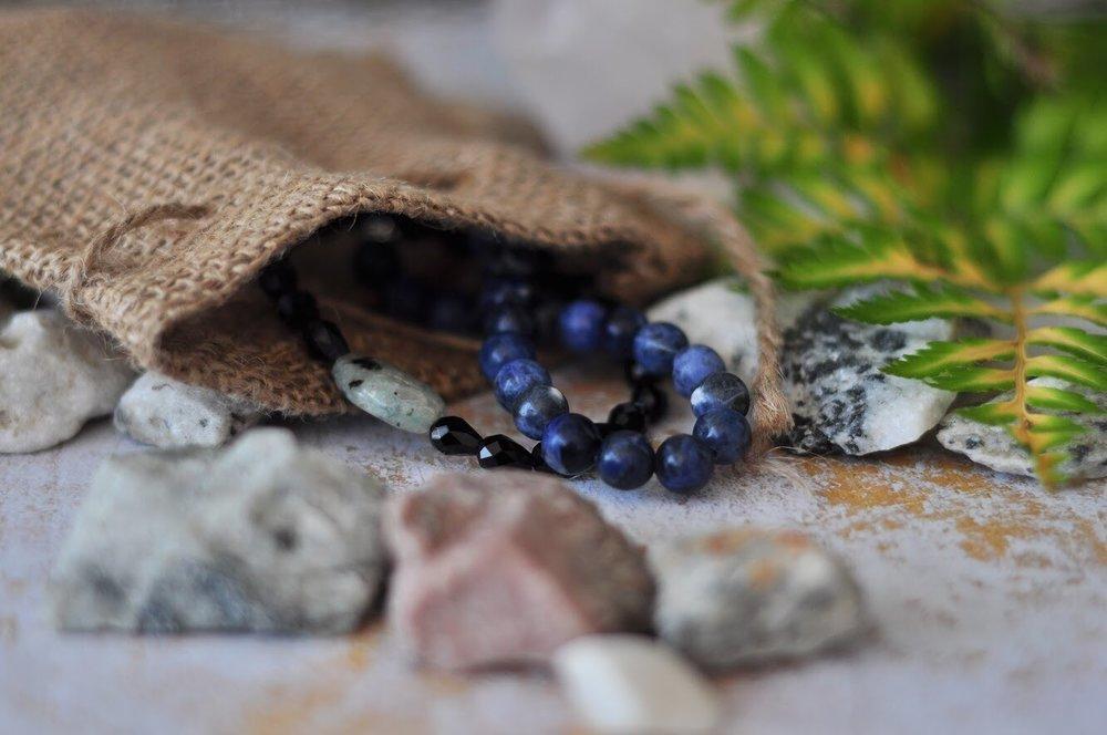 Zen, chakra bracelets, By Aura
