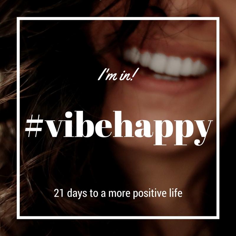 #vibehappy