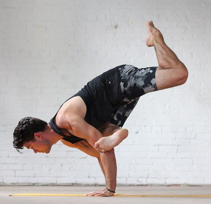 Jonathan from Phair Yoga