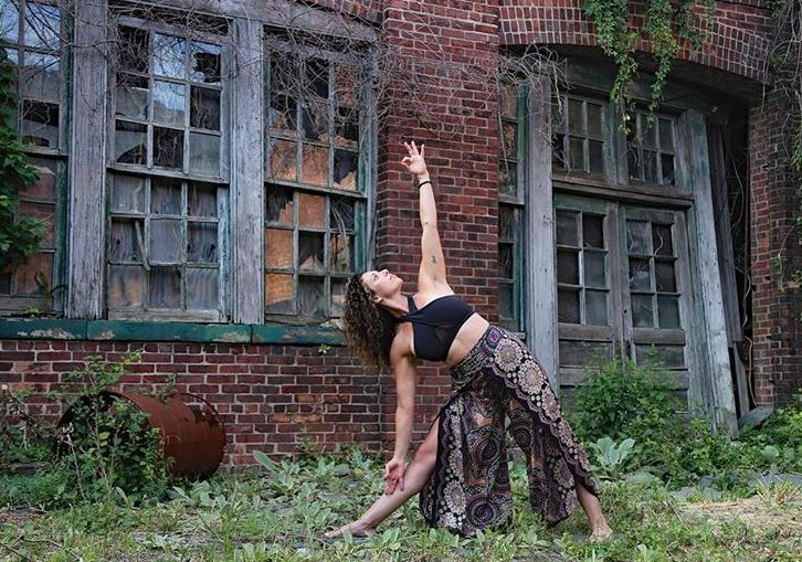 Yoga inspiration from Jodi Lynn of Fly & Release Yoga