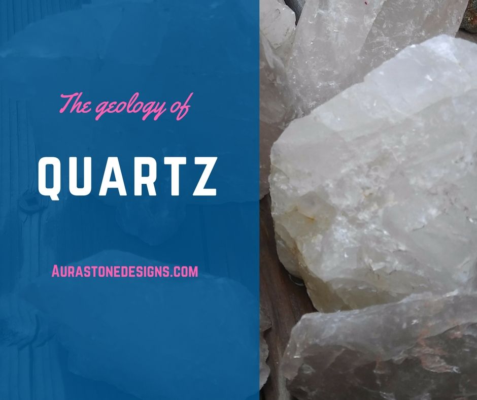 The geology of quartz - Quartz is contained in all types of bedrock (metamorphic, sedimentary and igneous).In general, the chemical composition of quartz is silicon dioxide (SiO2).