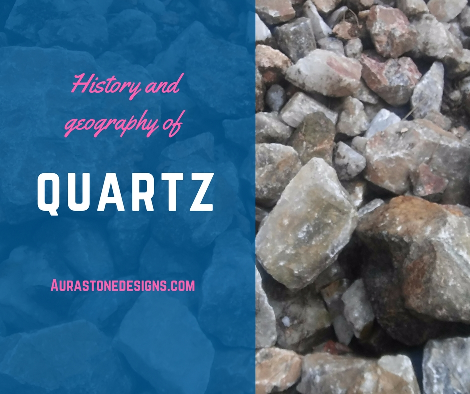 History and geography of quartz - Quartz is the second most abundant minerals on the earth's surface and is found in many countries and many geologic environments. Major producers of natural quartz crystals are the United States and Brazil.Quartz has attracted attention from the earliest times; water-clear crystals were known to the ancient Greeks as krystallos—hence the name crystal, or more commonly rock crystal, applied to this variety. The name quartz is an old German word of uncertain origin first used by Georgius Agricola in 1530.The ability to convert voltage to and from mechanical stress is called piezoelectricity. According to the Mineral Information Institute, quartz has piezoelectric properties, which means that when pressure is applied to it, a positive charge occurs at one end of it, and a negative charge occurs at the opposite end. Quartz's piezoelectric properties were discovered by Jacques and Pierre Curie in 1880. Quartz crystals maintain a precise frequency standard, which helps to regulate the movement of a watch or clock, thus making the timepieces very accurate. It is also commonly used in the windows of resonators, wave stabilizers, pressure gauges, and oscillators. The quartz oscillator or resonator was first developed by Walter Guyton Cady in 1921. George Washington Pierce designed and patented quartz crystal oscillators in 1923.