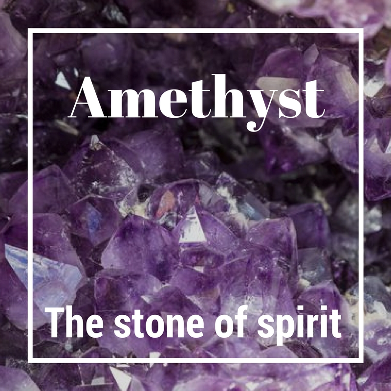 Amethyst - the stone of spirit - Amethyst was my first crystal in my collection in elementary school. I have kept it close though high school, through multiple moves in University, to now as an adult....where I honor it's spiritual energy and it's role in my journey. You too may first be drawn to it's purple colour but as you bring it into your aura for extended periods of time, you will find it's calming and positive vibration an excellent addition to wear daily. Bonus - Keep your bracelet by your bed and get an easy sleep with vivid dreams!